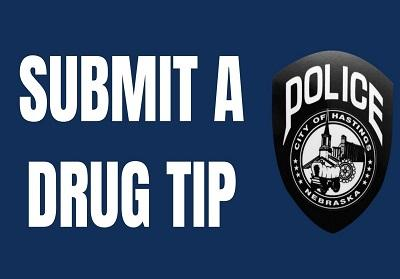 Drug Tip Submission icon