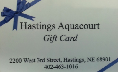 Hastings Aquacourt Water Park - City of Hastings, NE