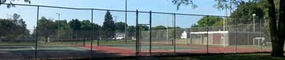 View Larger Tennis Courts