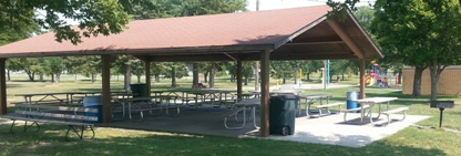 View Larger Picnic Shelter