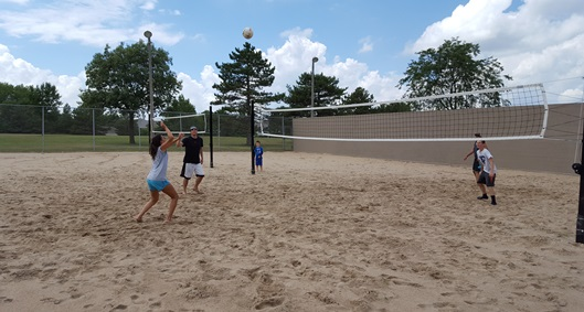 View Larger Sand Volleyball Courts (2)
